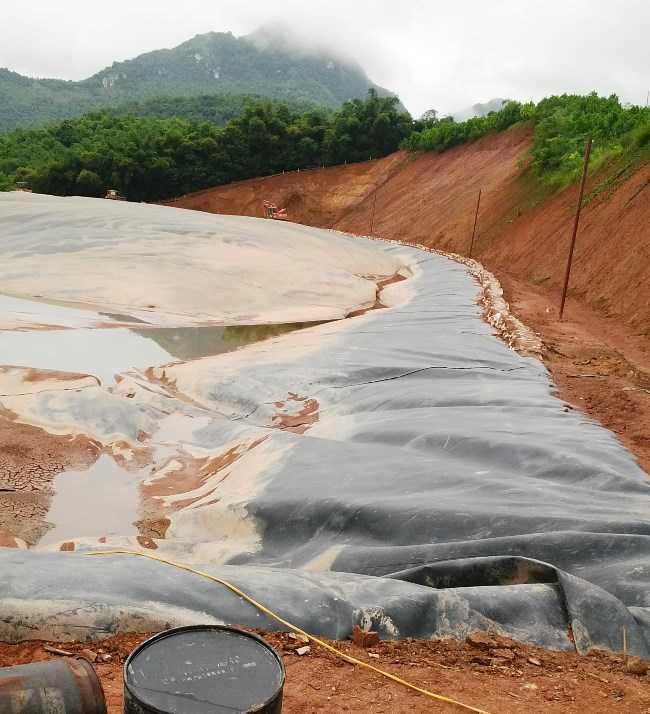 Hệ thống xử lý chất thải trong chăn nuôi lợn hầm biogas