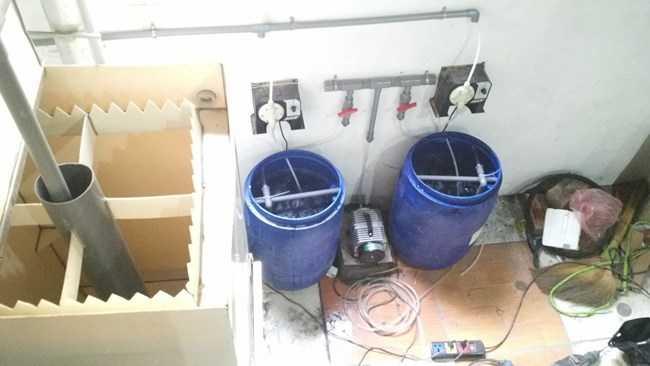 hệ thống xử lý nước thải sơn