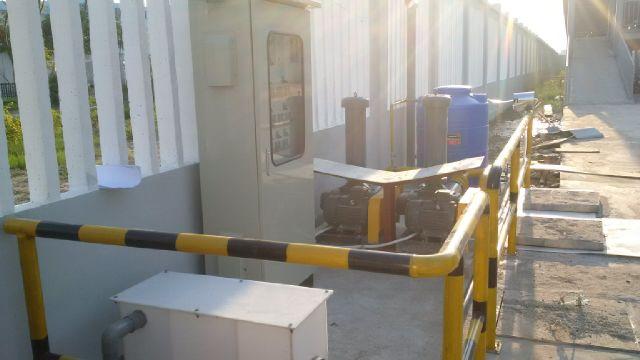 Chi phí xử lý 1m3 nước thải sinh hoạt chi phí thiết bị