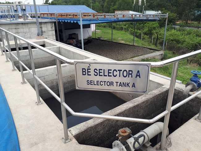 nước thải được xử lý như thế nào