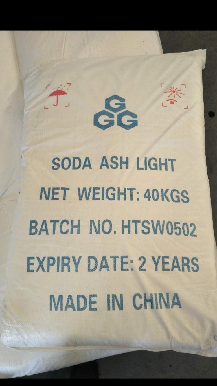 Soda xử lý nước thải có tính axit