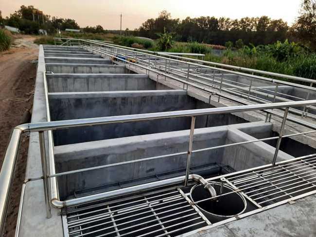 thành phần nước thải sinh hoạt