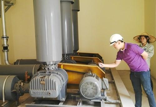 thiết bị cần thiết trong ngành xử lý nước thải
