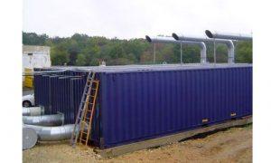 xử lý mùi hệ thống xử lý nước thải