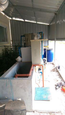 Xử lý nước thải mực in Hưng Yên